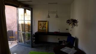 Barrierefreies Appartement mit Küchenzeile