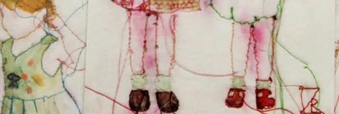 Textilkunst von Rita Zepf