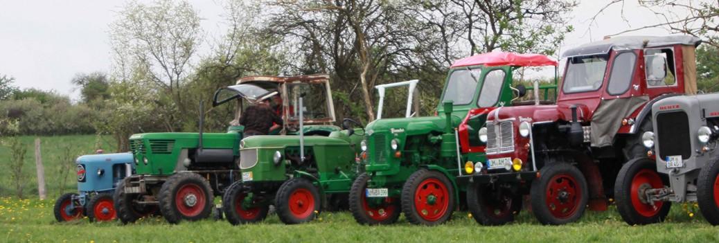 Traktorendinger