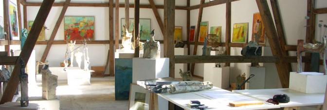 Atelier und Ferienwohnung in Rosenow