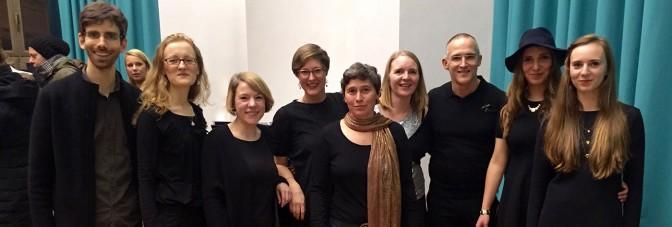"""22. Oktober Chor """"The Tubez"""" Benefiz Konzert in der Kirche Wichmannsdorf"""